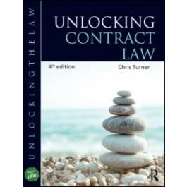 Unlocking contract law (electronic book text, 3rd new edition.
