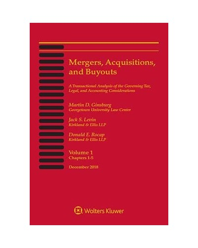 Mergers, Acquisitions, and Buyouts, November 2019