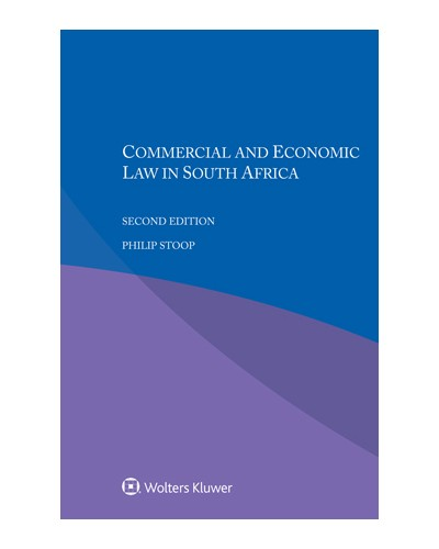 Commercial and Economic Law in South Africa, 2nd Edition