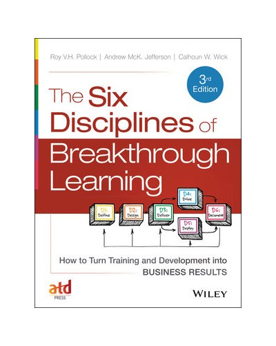 The Six Disciplines Of Breakthrough Learning Training Human