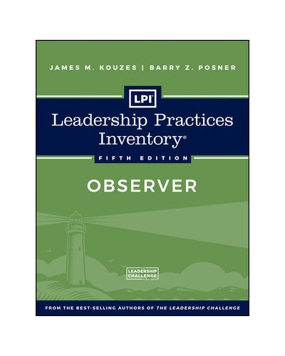 LPI: Leadership Practices Inventory Observer, 5th Edition