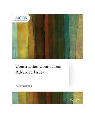 Construction Contractors: Advanced Issues - Auditing