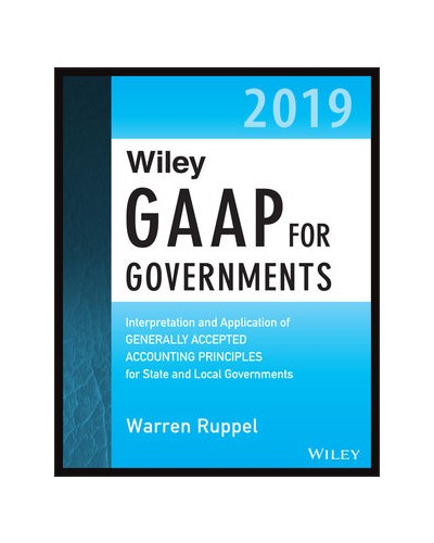 Wiley GAAP for Governments 2019
