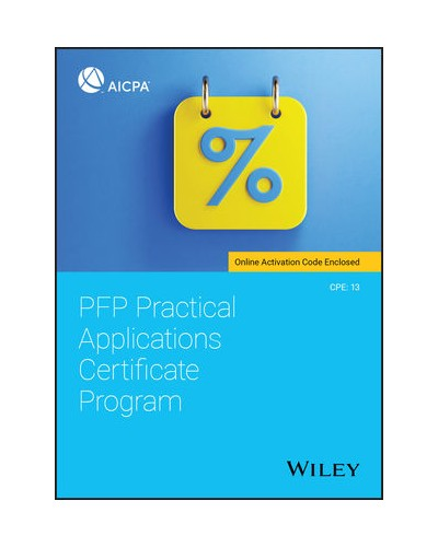 PFP Practical Applications Certificate Program