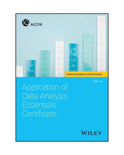 Application of Data Analysis Essentials Certificate