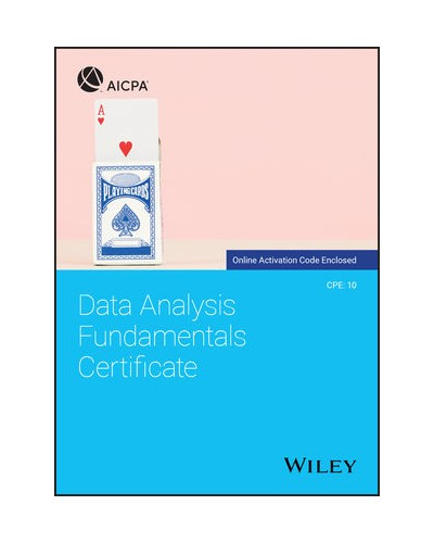 Data Analysis Fundamentals Certificate