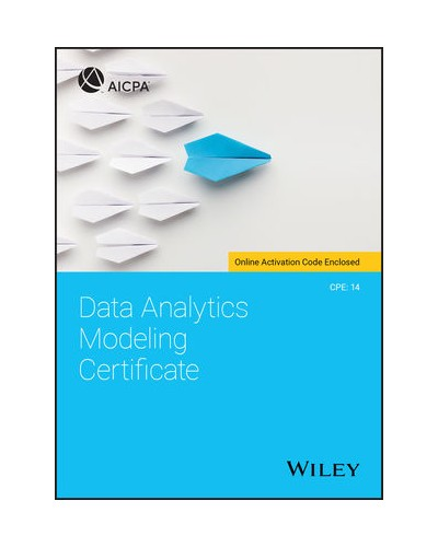 Data Analytics Modeling Certificate
