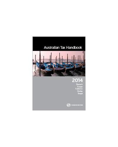 The Australian Tax Handbook 2014