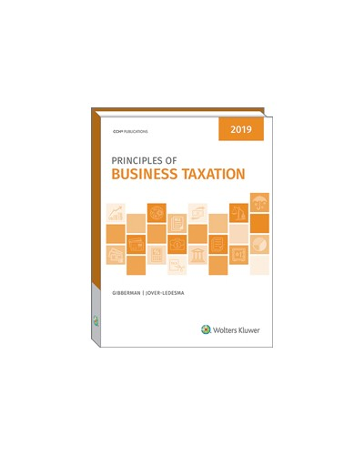 Principles of Business Taxation (2019)