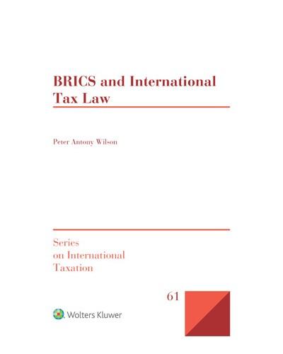 BRICS and International Tax Law