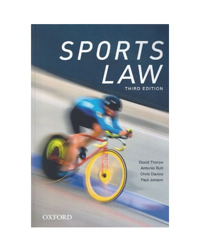 Sports Law, 2nd Edition