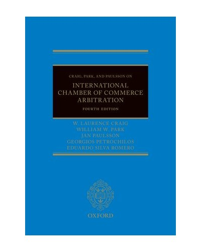 International Chamber of Commerce Arbitration, 4th Edition