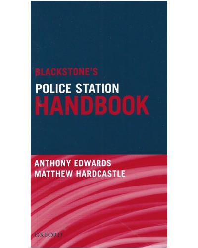 Blackstone's Police Station Handbook