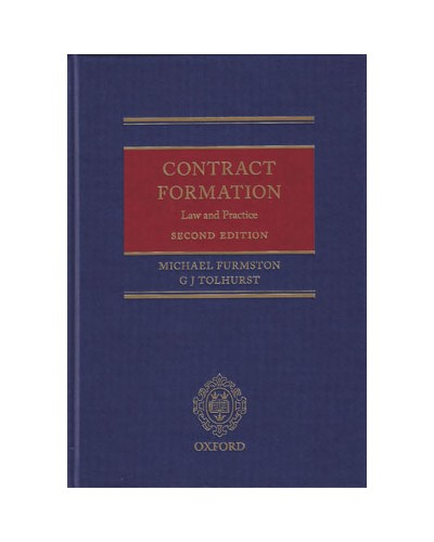 Contract Formation: Law and Practice, 2nd Edition