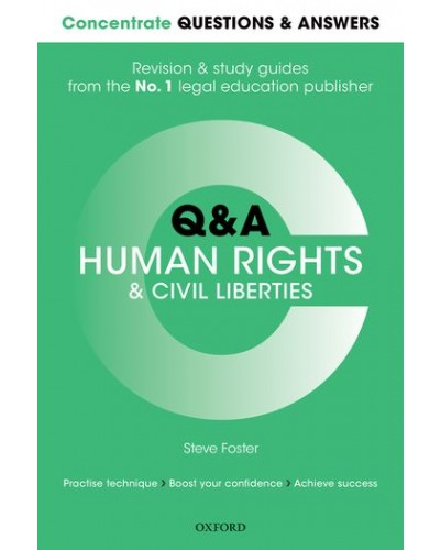 Concentrate Q&A: Human Rights and Civil Liberties, 2nd Edition