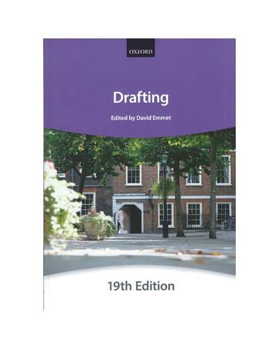 Bar Manual: Drafting, 19th Edition