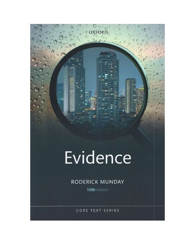 Core Text: Evidence, 10th Edition