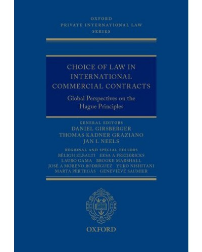 Choice of Law in International Commercial Contracts