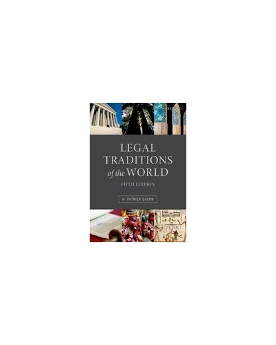 Legal Traditions of the World: Sustainable diversity in law, 5th Edition