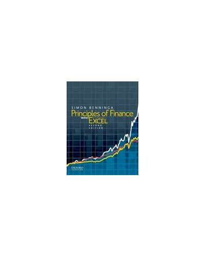 Principles of Finance with Excel, Second Edition