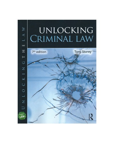 Unlocking Criminal Law, 7th Edition