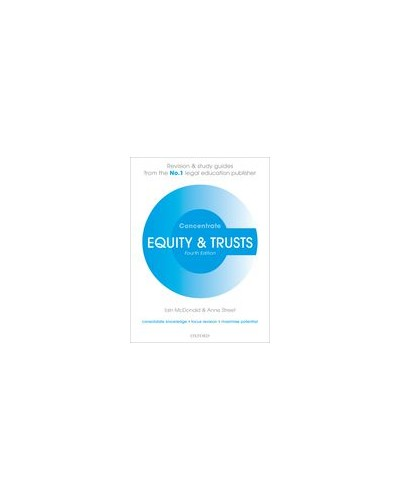 Concentrate Equity & Trusts, 5th Edition
