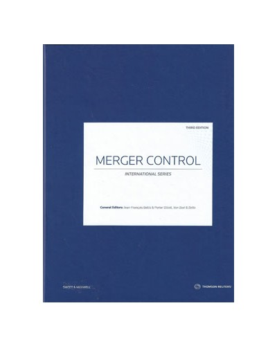 Merger Control: A Global Guide From Practical Law, 3rd Edition