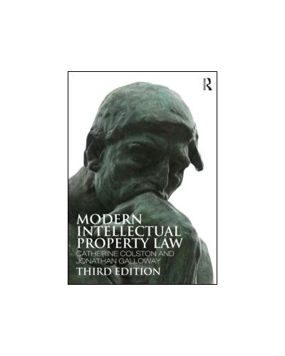 Modern Intellectual Property Law, 4th Edition