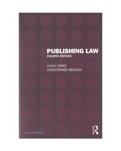 Publishing Law, 4th Edition