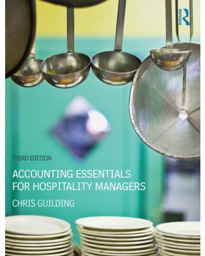 Accounting Essentials for Hospitality Managers, 3rd Edition