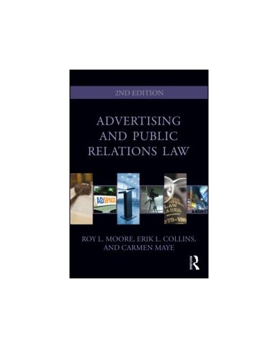 Advertising and Public Relations Law, 2nd Edition