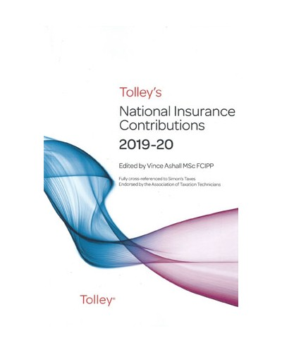Tolley's National Insurance Contributions 2019-20