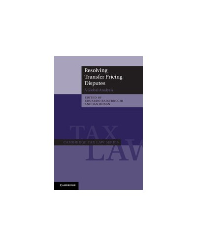 Resolving Transfer Pricing Disputes