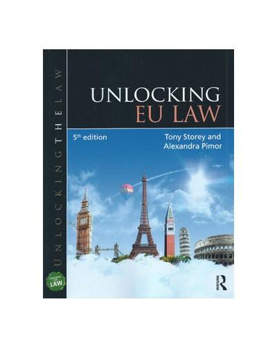 Unlocking EU Law, 5th Edition