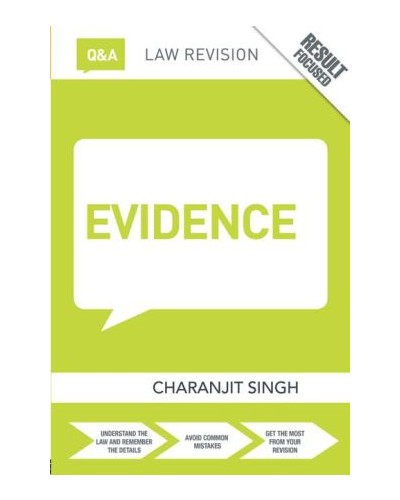 Routledge Q&A Evidence 2015-2016
