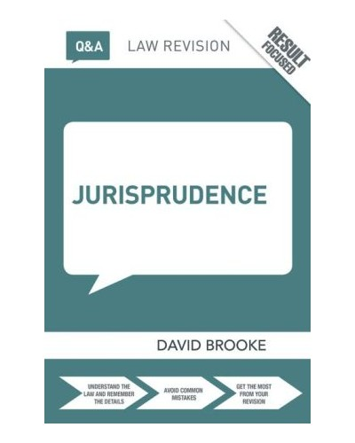 Routledge Q&A Jurisprudence 2015-2016