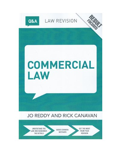Routledge Q&A Commercial Law, 8th Edition