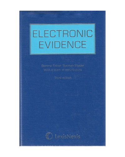 Electronic Evidence, 3rd Edition