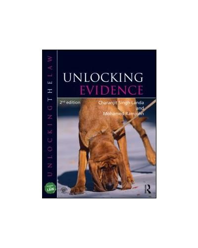 Unlocking Evidence, 2nd Edition