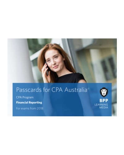 CPA Australia: Financial Reporting (Passcards)