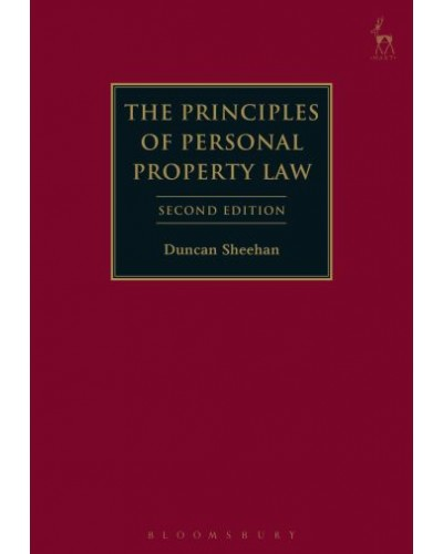 The Principles of Personal Property Law, 2nd Edition