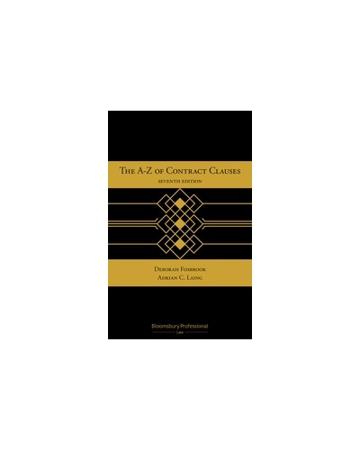 The A-Z of Contract Clauses, 7th Edition