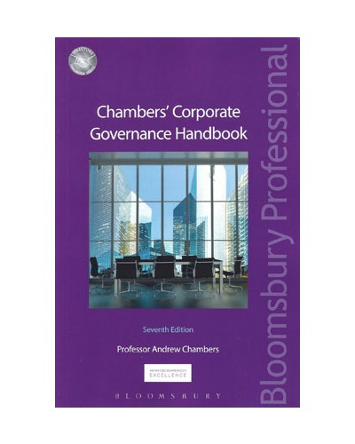 Chambers' Corporate Governance Handbook, 7th Edition