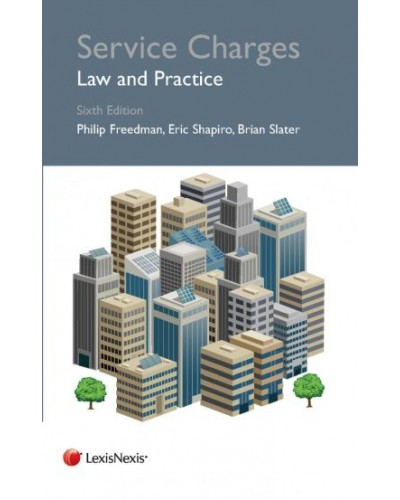Service Charges: Law and Practice, 6th Edition
