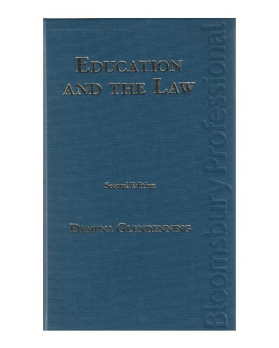 Education and the Law, 2nd edition