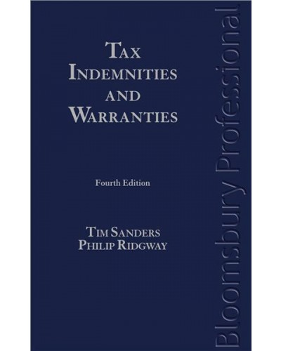 Tax Indemnities and Warranties, 4th Edition