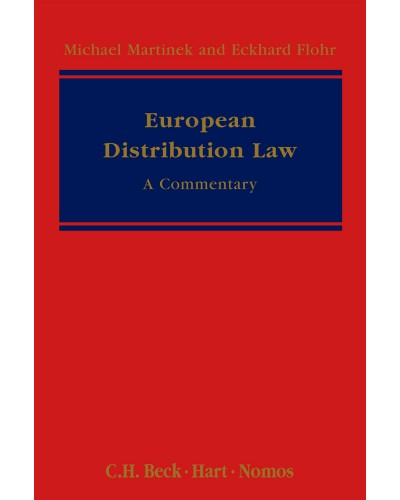 European Distribution Law: A Commentary