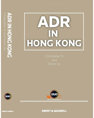 ADR in Hong Kong