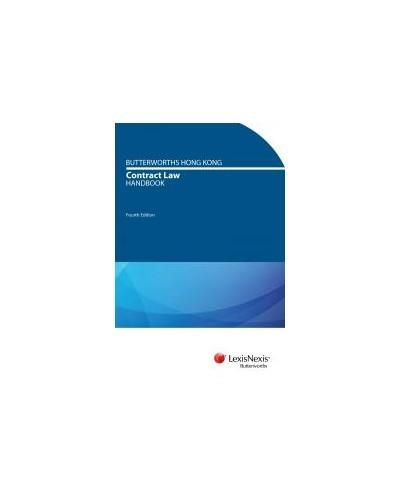 Butterworths Hong Kong Contract Law Handbook, 4th Edition