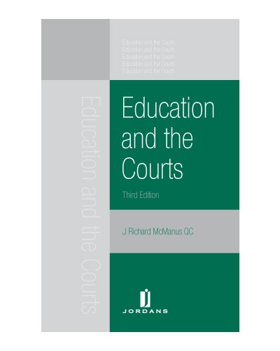 Education and the Courts, 3rd Edition